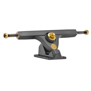 Caliber trucks: Caliber II Fifty 10'' longboard trucks satin smoke (set of 2)