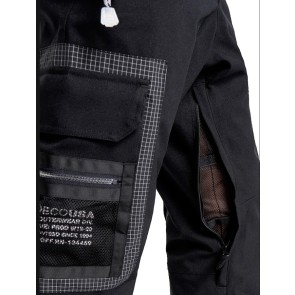 DC Revival snowboard pants black 15K 2020