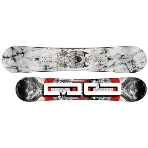 DC Space Echo 158 AM/FS snowboard 2020