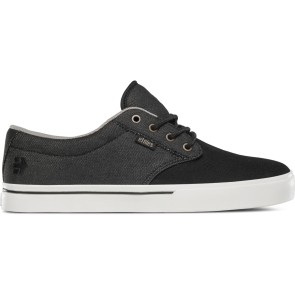 Etnies Jameson 2 Eco shoes black white gold