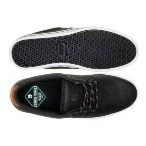 Etnies Jameson 2 Eco black white gold sneakers