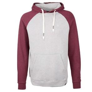 Etnies Lewis hooded sweatshirt grey heather