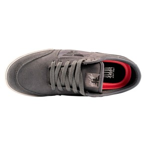 Fallen Ripper shoes Chris Cole charcoal grey-black
