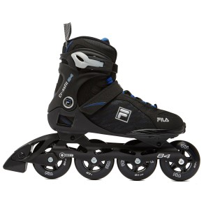 FILA Crossfit 84 inline skates black blue