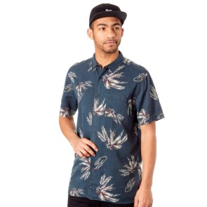 Globe Appleyard Howler SS shirt midnight