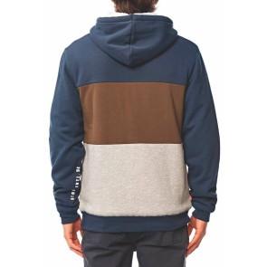 Globe Convert hoodie argon blue (L only)