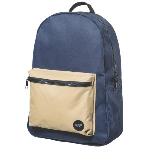 Globe Dux Deluxe 18L backpack navy tan
