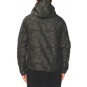 Globe Fielder Reversible Jacket black-Polartec (M only)