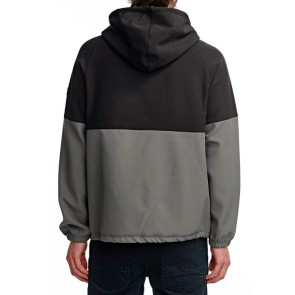 Globe Hazard hooded jacket steel