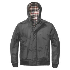 Globe Malvern insulated water resistant jacket black