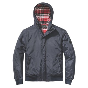 Globe Malvern insulated water resistant jacket navy
