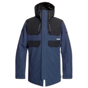 DC Haven snowboard jacket dress blue 15K