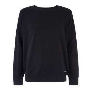 Mystic Brand Crew sweat shirt caviar black