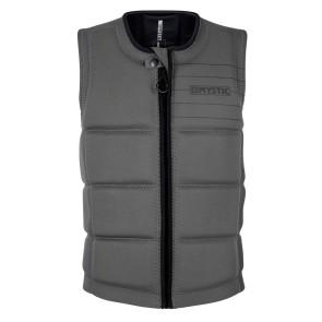 Mystic Brand Impact vest Front zip wake grey