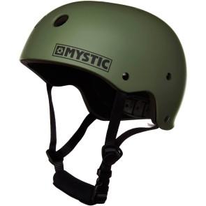 Mystic MK8 casque de wakeboard vert olive