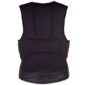Mystic Star impact vest Fzip wake women black