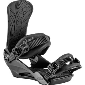 Nitro Cosmic female snowboard binding black 2020