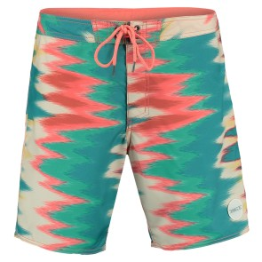 O'Neill Socal boardshort red green