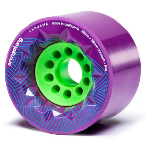 Orangatang Caguama 85 mm wheels (set of 4)