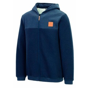 Picture Come male zip hoody blue