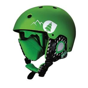 Picture Organic  Symbol helmet unisex green