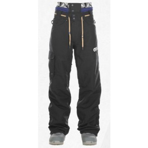 Picture Under snowboard pant black 10K