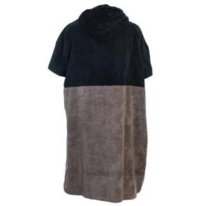 Pro Limit poncho OSFA black grey