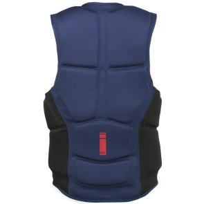 ProLimit Slider vest full padded FZ blue-red