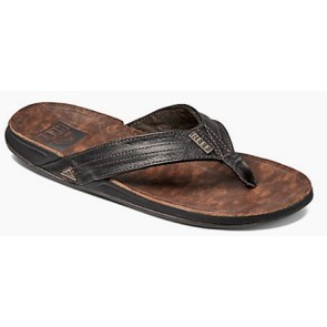 Reef J-Bay 3 male slippers dark brown