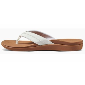 Reef Reef Ortho coast slippers white-tan