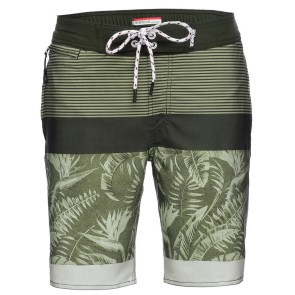 Rehall Jibe R boardshort steel flower washed