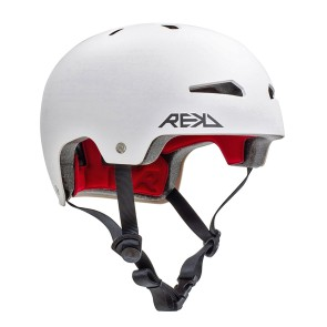 Rekd Elite 2.0 skate helmet black or white