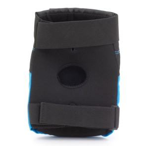 REKD Ramp knee pads black-blue