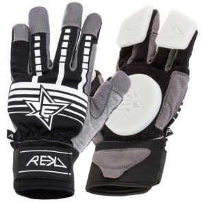 REKD protection downhill slide gloves