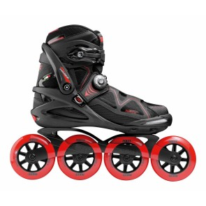 Roces Gymnasium 2.0 90 inline skates black-red