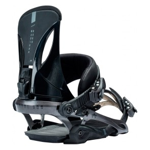 Rome Madison Boss snowboard binding black