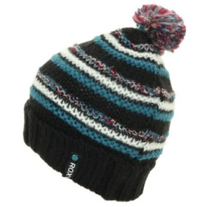 Roxy Dizzy heights beanie true black