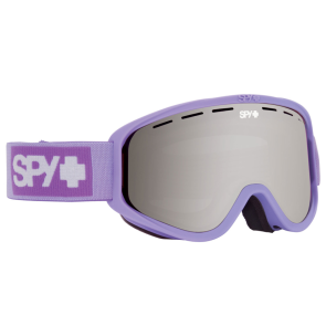 Spy Woot goggle elemental lavender - silver mirror + persimmon