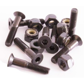 "Sushi Flathead Allen bolts 1"" (per 8 screws)"
