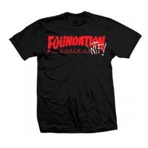 Trasher Foundation super co T-Shirt back