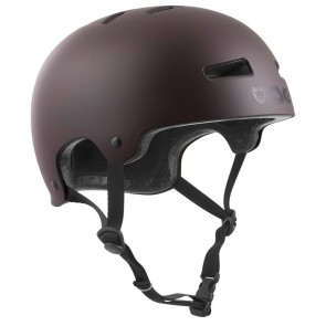 TSG Evolution skate helmet black chocolate