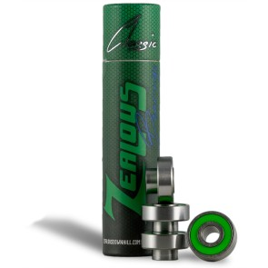 Zealous Classic precision bearings