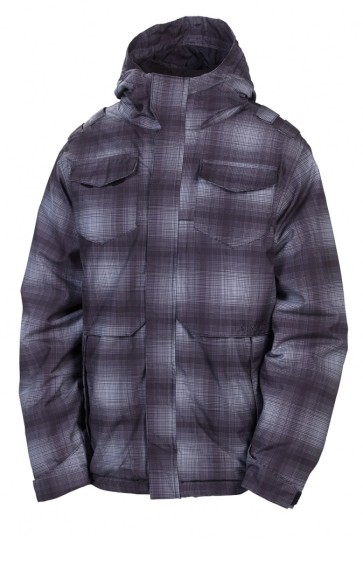 686 Boy's Mannual Command Insulated Jacket