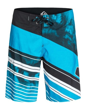 """Quiksilver Space Intersect 20"""" boardshort blue"""