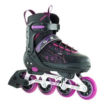 buy In-Line skates online SFR RX-XT Adjustable Inline Skates pink/black