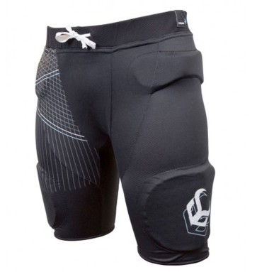 Demon FlexForce Pro padded short V2 women front