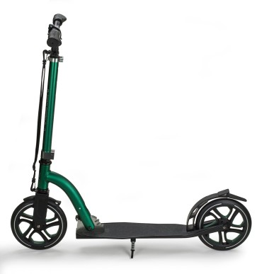 Frenzy FR-215 scooter black-green