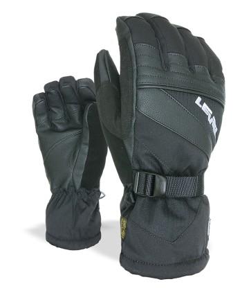 Level Patrol ski snowboard gloves black