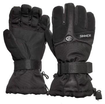 Sinner Everest ski glove black