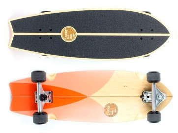 "Slide Fish 32"" Tuna Surfskate cruiser"